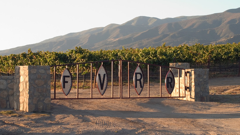 Fairview Road Ranch (now KW Ranch) in Santa Lucia Highlands between Garys' and Rosella's vineyards.
